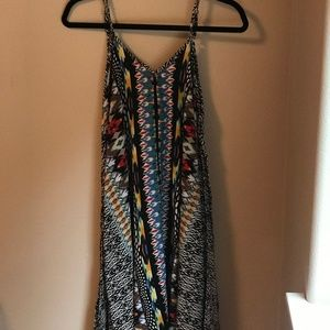 Shoreline Asymmetrical Hem Dress Size Large